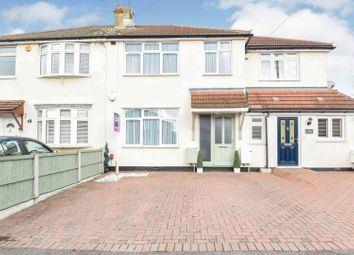 Thumbnail 3 bed terraced house for sale in Church Road, Harold Wood
