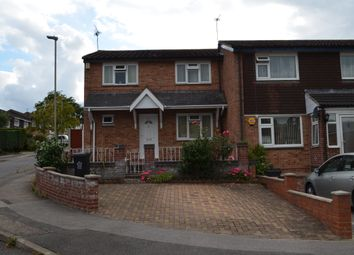 Thumbnail 3 bed semi-detached house to rent in Illingworth Road, Off Ambassador Road, Evington, Leicester