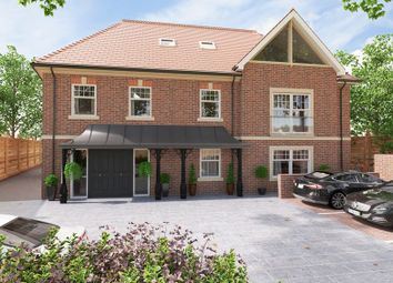 Thumbnail 3 bedroom flat for sale in Fordwater Gardens, Fordwater Road, Summersdale, Chichester.