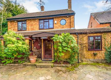 Thumbnail 5 bed detached house for sale in Elstree Hill South, Elstree, Borehamwood