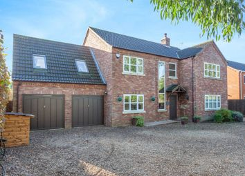 Thumbnail 5 bed detached house for sale in Edwin Close, Stratton Strawless, Norwich