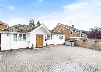 Thumbnail Detached bungalow for sale in Hill Avenue, Hazlemere, High Wycombe
