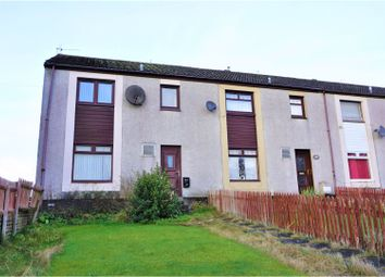 Thumbnail 3 bed end terrace house for sale in Kincaidston Drive, Ayr