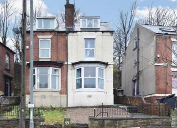 Thumbnail 3 bed semi-detached house for sale in Burngreave Road, Sheffield, South Yorkshire