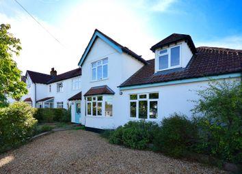 Lansdown Road, Saltford, Bristol BS31. 4 bed semi-detached house for sale