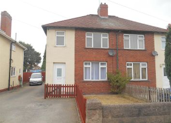Thumbnail 3 bed semi-detached house to rent in Hampton Street, Cannock