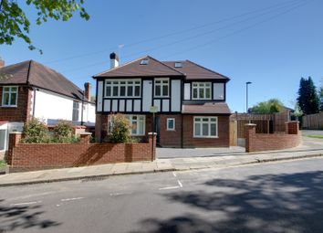 Thumbnail 5 bed detached house for sale in Church Hill, Winchmore Hill