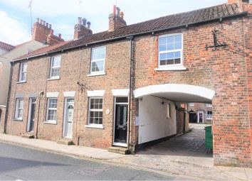 Thumbnail 3 bed terraced house for sale in Eastgate, Beverley