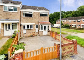 Thumbnail 3 bed end terrace house for sale in South Meadow, Crowthorne
