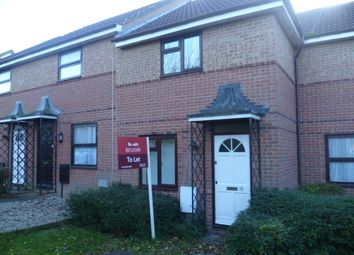Thumbnail 2 bed terraced house to rent in Newbridge Oval, Emerson Valley