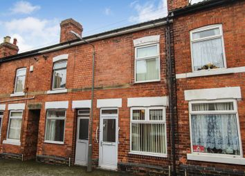 Thumbnail 2 bedroom terraced house for sale in Crossley Street, Ripley