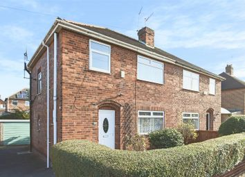 Thumbnail 3 bed semi-detached house for sale in Warrington Road, Bulwell, Nottingham