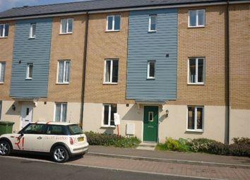 Thumbnail 4 bedroom property to rent in Delves Way, Hampton Centre, Peterborough