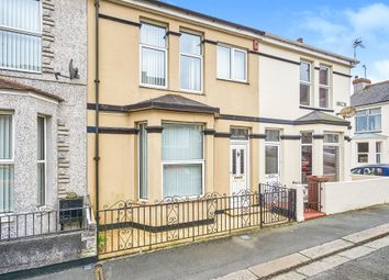 Thumbnail 3 bedroom terraced house for sale in Ainslie Terrace, Plymouth