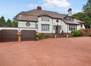 Thumbnail 5 bed detached house for sale in Delph Lane, Daresbury, Warrington