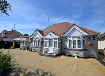 Thumbnail 3 bed detached bungalow for sale in Salisbury Road, Holland-On-Sea, Clacton-On-Sea