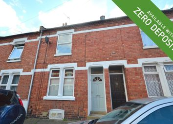 Thumbnail 2 bedroom terraced house to rent in Collins Street, Northampton