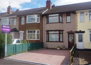 Thumbnail 2 bed terraced house for sale in Wyken Way, Coventry