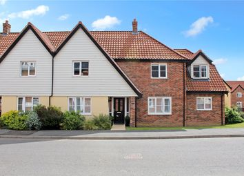 Thumbnail 4 bed semi-detached house for sale in The Ridings, Poringland, Norwich, Norfolk