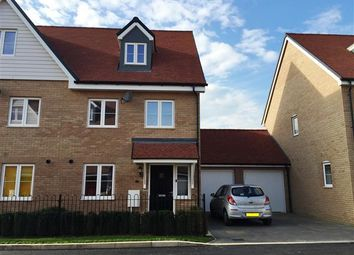 Thumbnail 3 bed property to rent in Carrick Street, Aylesbury