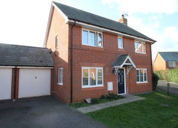 Thumbnail 4 bedroom detached house for sale in Faulkner Gardens, Littlehampton, West Sussex