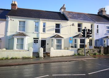Thumbnail 3 bedroom terraced house to rent in North Road, Saltash