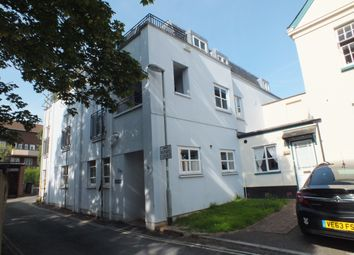 Thumbnail 2 bed flat to rent in Radnor Villa, Radnor Place, St Leonards, Exeter, Devon