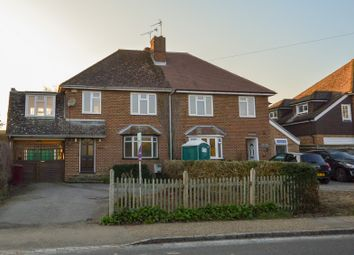 Thumbnail 4 bed semi-detached house to rent in The Street, Boxgrove