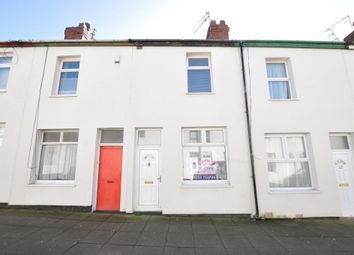 Thumbnail 2 bedroom terraced house for sale in Ashton Road, Blackpool, Lancashire