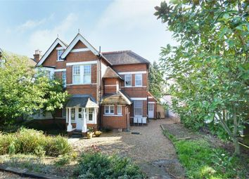 Thumbnail 2 bed flat for sale in Ashley Road, Walton-On-Thames, Surrey