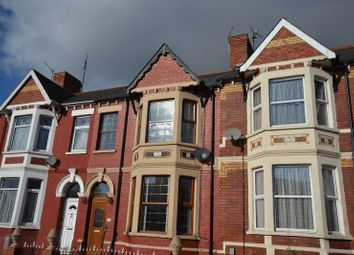 Thumbnail 1 bed terraced house to rent in Gladstone Road, Barry