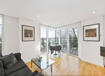 Thumbnail 2 bed flat to rent in Riverside Apartments, Goodchild Road, London