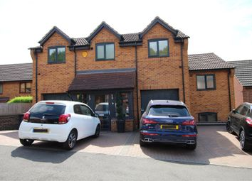 Thumbnail 5 bed detached house for sale in Derwent Road, Burton-On-Trent