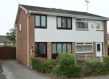 Thumbnail 3 bedroom semi-detached house to rent in Wellbrae Close, Saughall Massie, Upton
