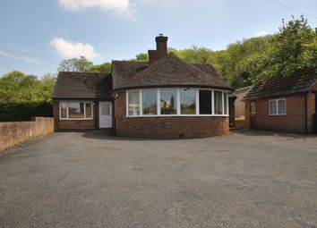 Thumbnail 4 bedroom detached bungalow for sale in Ercall Lane, Wellington, Telford, Shropshire