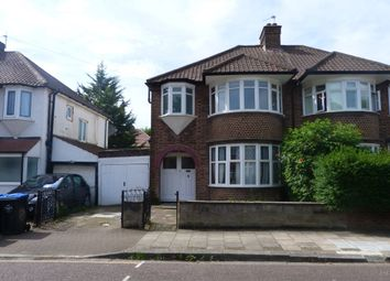 Thumbnail 4 bedroom terraced house to rent in Helena Road, London