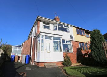 Thumbnail 3 bed semi-detached house for sale in Poplar Drive, Blurton