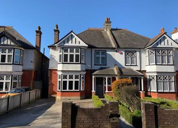 Thumbnail 5 bed semi-detached house for sale in London Road, Temple Ewell, Dover, Kent