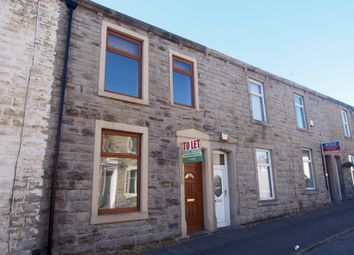 Thumbnail 3 bed terraced house to rent in Clarke Street, Rishton, Blackburn