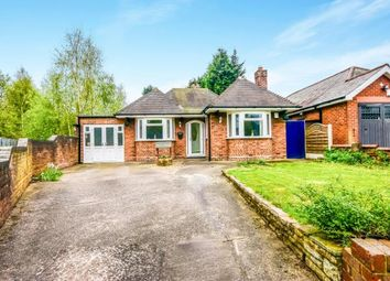 Thumbnail 3 bed bungalow for sale in Woden Road East, Wednesbury, West Midlands