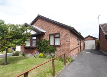 Thumbnail 2 bed detached bungalow for sale in Jacobean Court, Brough Road, Burton-On-Trent