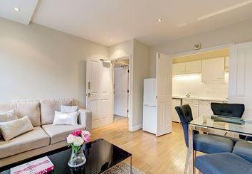 Thumbnail 1 bed flat to rent in Nottingham Pl, Marylebone, London