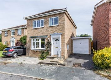 Thumbnail 3 bedroom detached house for sale in Sterndale Close, Girton, Cambridge