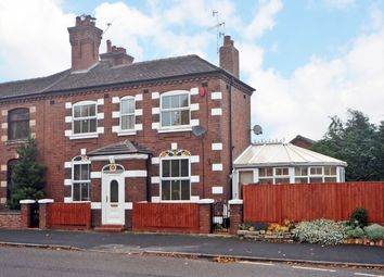 Thumbnail 2 bed semi-detached house for sale in Uttoxeter Road, Catchem's Corner