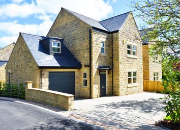 Thumbnail 5 bed detached house for sale in Green Lane, Harrogate