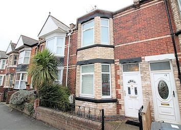 Thumbnail 4 bed terraced house to rent in Bonhay Road, Exeter