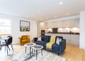 Thumbnail 1 bedroom flat for sale in Oak Lodge, 2 Riverwell Close, Watford, Hertfordshire