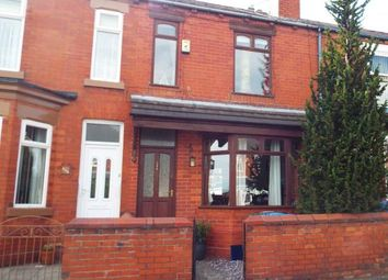 Thumbnail 3 bed terraced house for sale in Hood Lane, Warrington, Cheshire