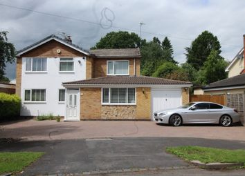 Thumbnail 4 bed detached house for sale in Amherst Road, Kenilworth