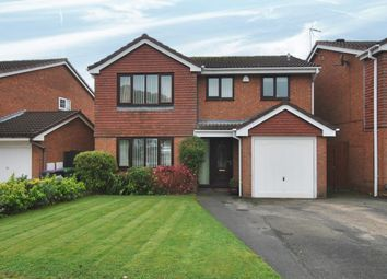 4 bed detached house for sale in Stirchley Lane, Dawley, Telford TF4